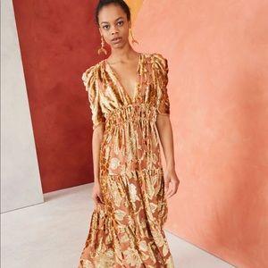 Ulla Johnson Loretta Dress NWOT size 4